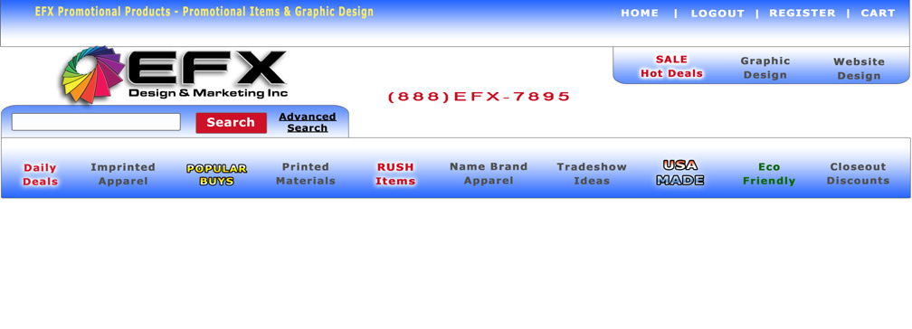 EFX Design & Marketing, Inc.