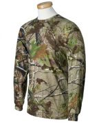 Code Five Men's Realtree® Long-Sleeve Camo T-Shirt