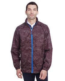 North End Men's Rotate Reflective Jacket
