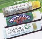 Clearly Organic Natural Lip Balm