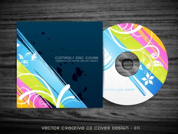 Design CD / DVD Covers & Inserts