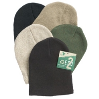 Eco-Cotton Recycled Beanie